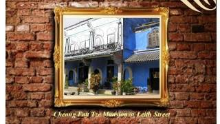 preview picture of video 'UNESCO World Heritage Site, George Town Penang, Malaysia'