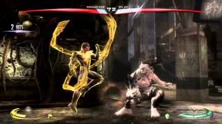 Injustice Gods Among Us, Epic Fight !