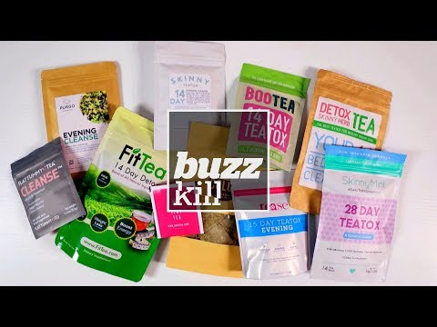 The truth about the teatox craze (Marketplace)