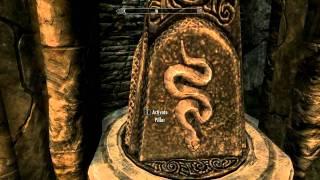 TES V - Skyrim - Walkthrough - The Golden Claw [HD]