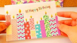 Descargar Mp3 De Geburtstagskarten Selber Basteln Diy Inspiration
