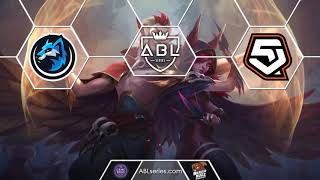 ABL Series - Season 7 Week 1 - ACE vs R5