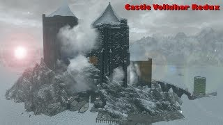 """Castle Volkihar Redux"" a Player Home"