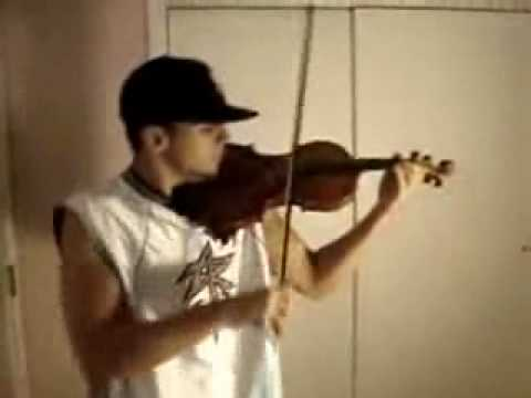 The Riddle (Violent Violins) Official collaboration