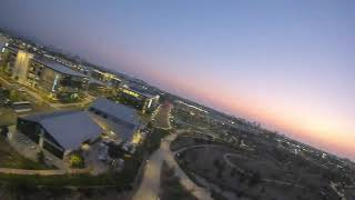 FPV Sunset Flight