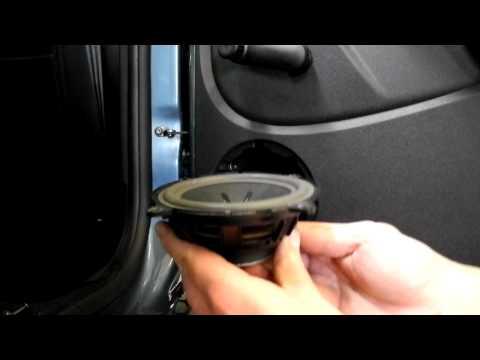 Dacia Duster Lautsprecher Einbau Wechsel Upgrade