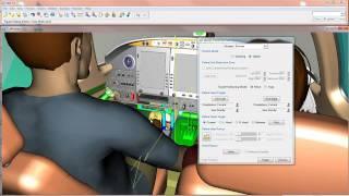Jack 7.1 - Siemens PLM Human Modeling and Simulation Tool