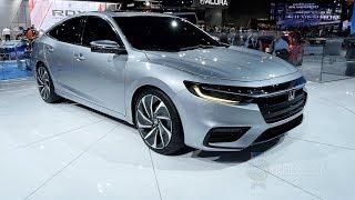 2019 Honda Insight Prototype - 2018 Detroit Auto Show