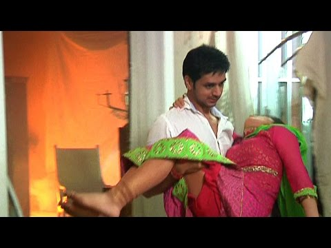 Ranveer To Save Ishani From Fire