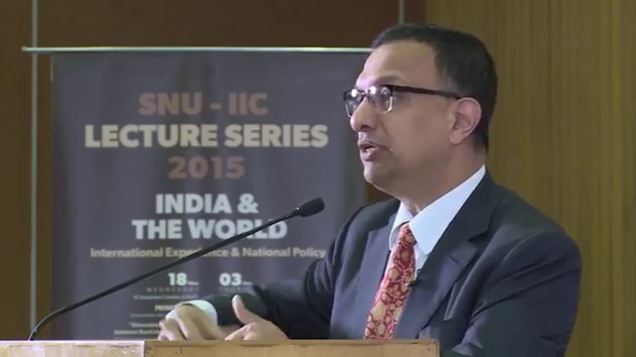 SNU-IIC Lecture Series 2015: New Approaches in Designing Health Systems