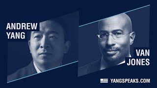 Andrew Yang on why he quit being a lawyer after 5 months   Van Jones on Yang Speaks