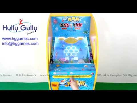Seashell Pick Beads Arcade Game