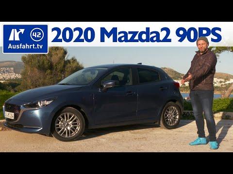 2020 Mazda2 SKYACTIV-G 90  M-Hybrid MY2020 - Kaufberatung, Test deutsch, Review, Fahrbericht