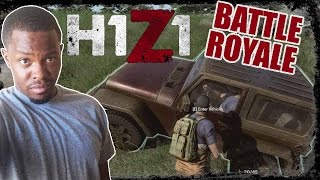 H1Z1 Battle Royale Gameplay - HORRIBLE TEAMMATE | H1Z1 PC Gameplay