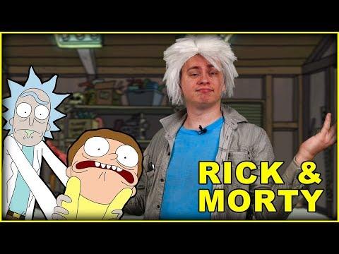 30 FAKTŮ - Rick and Morty