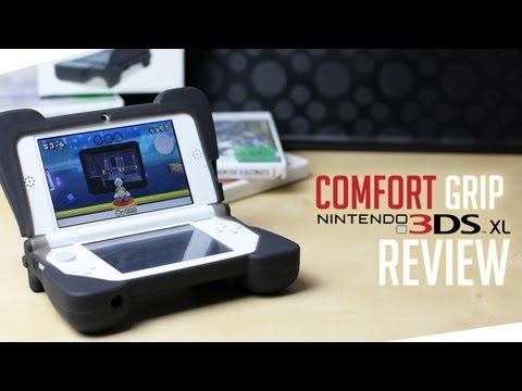 3DS XL Comfort Grip - Review und Unboxing
