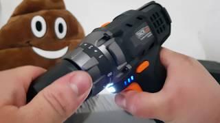 Guter Akkuschrauber von Tacklife PCD01B