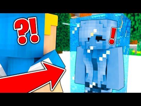 LA MIA RAGAZZA VIENE CONGELATA!! - Famiglia di Minecraft DUE #21