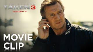 "TAKEN 3   ""Good Luck"" Clip [HD]   20th Century FOX"