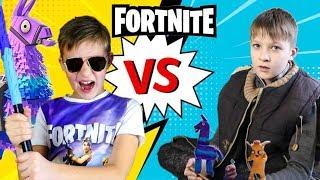 БОГАТЫЙ vs БЕДНЫЙ геймер ФОРТНАЙТ (Fortnite)