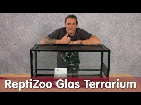 ReptiZoo Glas Terrarium | Aufbau Anleitung | M&S Reptilien