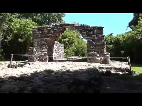 San Gervasio Mayan Ruins Tour in Cozomel Mexico