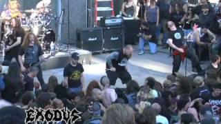 Exodus - Blacklist - Tidal Wave 2008 *Pro Footage*