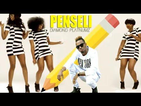 New song: Diamond platnumz -PENSELI  ( Official music video)