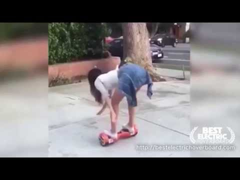 Hoverboard FAIL Compilation! Self Balancing, 2-Wheel, Smart Electric Scooter, Mini-Segway Fails!
