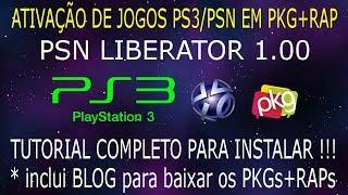 PKG NO FORMATO BAIXAR DE PS3 JOGOS