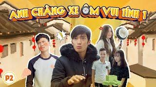 Hai Anh Chàng Xe Ôm Vui Tính - Tập 2 | Hài Tết 2020 | Phim Tình Cảm Hài Hước Gãy TV