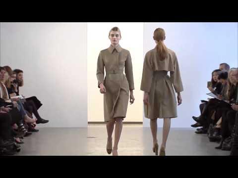 Calvin Klein Collection Women's Pre-Fall 2012 - презентация одежды Calvin Klein