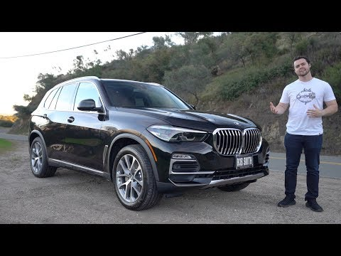 2019 BMW X5 Review - The Best Yet?