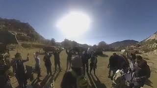 preview picture of video 'استكشاف مسار قمة جبل قرنيت لتجهيزه كمسار تسلق ومسير جبلي عالمي'