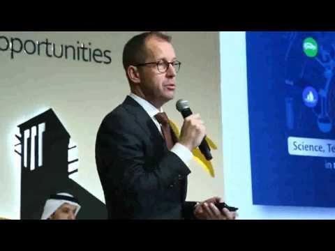 Steen Jakobsen - Speaking at IAPCO 2017 AM & GA in Dubai