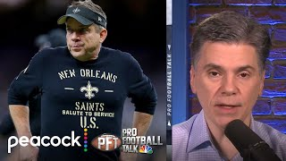 Sean Payton comfortable with New Orleans Saints' QB options | Pro Football Talk | NBC Sports