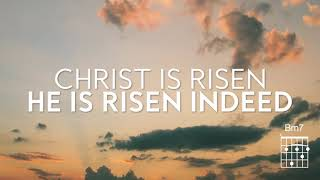 Christ is Risen, He Is Risen Indeed