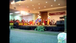 Tari Jawa / Javanese Dance in KJRI Los Angeles