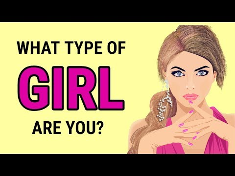 What Type Of GIRL Are You? | Personality Test | Girls Fact | Learn With Riya
