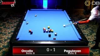 Dennis Orcollo vs Alex Pagulayan One Pocket