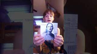 (Showing you guys my Taylor Swift Reputation Album)