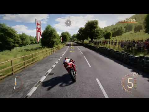 Gameplay de TT Isle of Man: Ride on the Edge