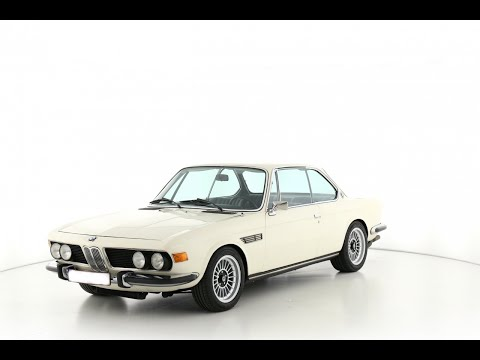 video BMW 3.0 CSi E9 3.8 Lohmann 5Gang Rochhausen