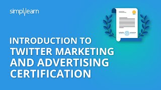 Certification in Twitter Advertising