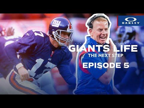 Jason Garrett's Origins   Giants Life: The Next Step
