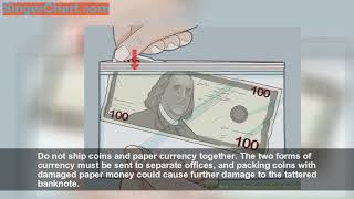 How to Get Damaged Currency Replaced