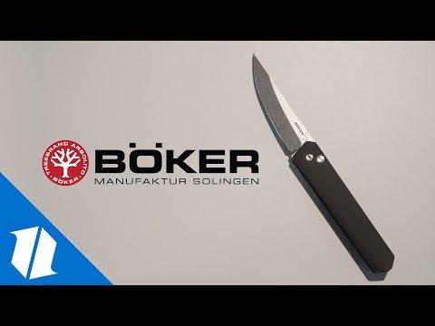 New Boker Burnley Kwaiken Automatic at SHOT Show 2018 | Blade HQ