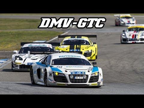 991 GT3R, Z4 GT3, Zonda GR, Praga, SLS, AMG,  DMV-GTC first races 2018