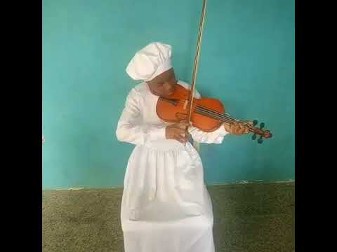 CCC Kid, Oreoluwa on Violin