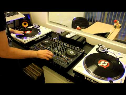 ProDeejay - Prof. DJ Ronaldo Holanda - Scratch - Vinyl + Kontrol S4 (Time Coded)